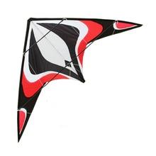 Профессиональный список 1,8 м мощный трюк воздушный змей двойной линии Открытый спорт воздушный змей хороший Летающий с ручкой и линией