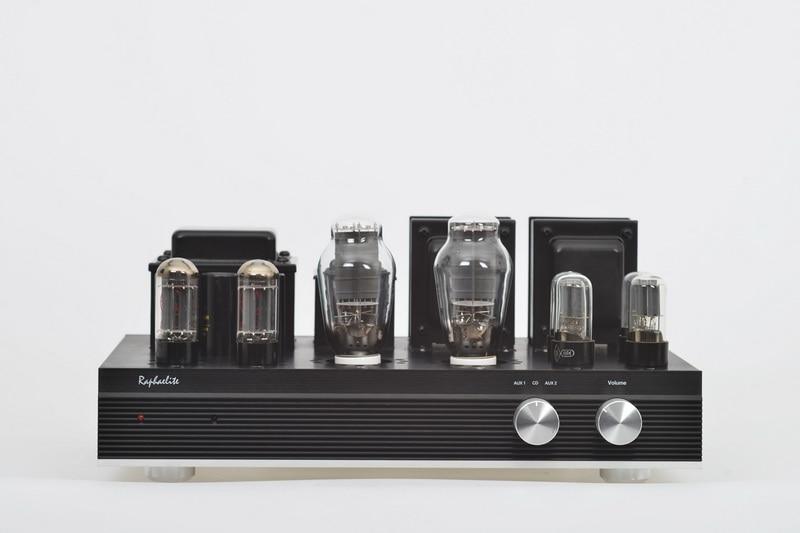 Raphaelite ES30 300B Tube Amp HIFI exquis Single-ended Intégré Lampe Amplificateur avec Télécommande