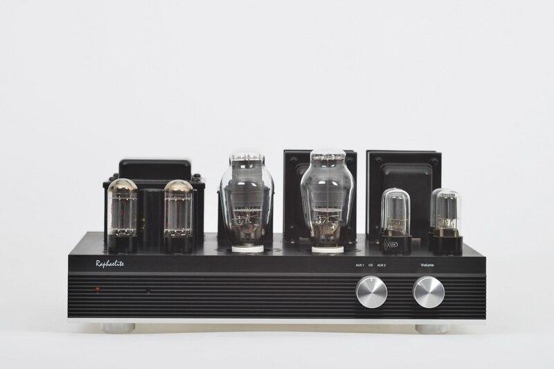 Raphaelite ES30 300B ampli à lampes HIFI EXQUIS amplificateur de lampe intégré à une extrémité avec télécommande