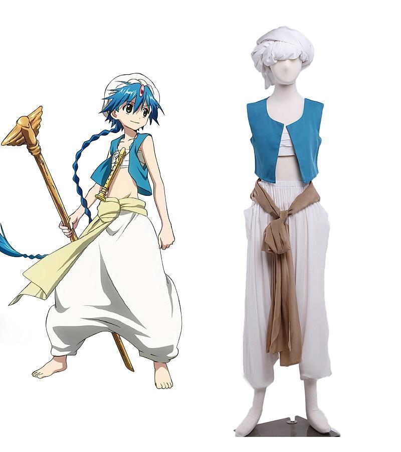 Magi The Labyrinth Of Magic Aladdin Cosplay Costume Labyrinth Costume Magi Costumemagi Magic Labyrinth Aliexpress