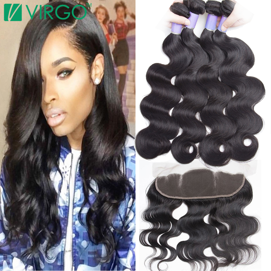 Buy Lace Frontal Weave With Baby Hair