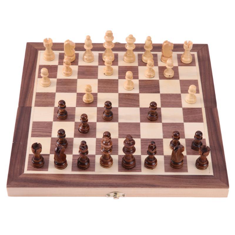 Шахматы игрушки дети мини складные магнитные шахматы для отдыха Портативный Забавный настольные игры родителей и ребенка развлечения игры...