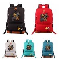 Groot Night Fury School Backpack Bags Canvas Travel Shoulder Bag Laptop Students Backpack