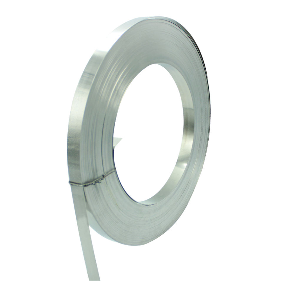 Width 2-50mm Thickness 0.1mm 0.2mm 0.15mm 0.12mm Nickel Plated Steel Strap Strip Sheets 18650 battery spot welding 1Kgroll