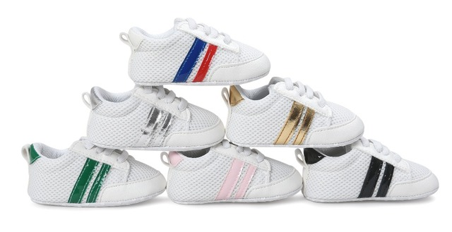 Trendy Infant Sneakers for Newborn baby boys & Girls | Spring Summer 2018