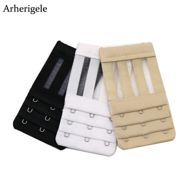 Arherigele 3pcs Bra Extender 3 Hooks Rows Y Women Intimates Extension Replacement Lenghten Underwear