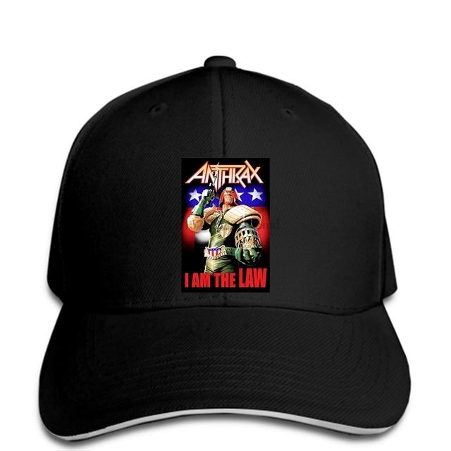 hip hop Baseball caps Funny Men hat cap Black Tour cap Judge Dredd