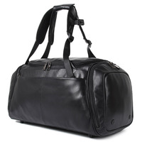 JMD 大ダッフルバッグ男性週末本革ビジネスバッグ男性の旅行バッグ人気のデザイン Bagpack X-6010A
