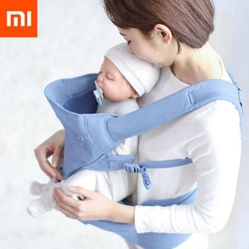 Original Xiaomi Xiaoyang Baby Carrier Convenient Ergonomic Waist Infant Bear 3.5-30kg For 0-18 Months Baby Туалет