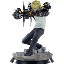 все цены на Japan anime extra ONE PUNCH MAN Genos action figure Collection Model Toys Gift онлайн