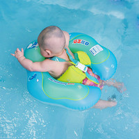 Baby Toddler Inflatable Body Swimming Accessories Pool Float Ring Kids Armpit Float Ring Circle Bathing Double Raft Rings Toy