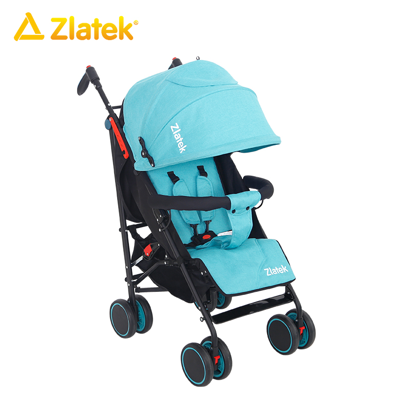 Lightweight Stroller Zlatek Discovery baby stroller Kidstravel quinny buzz xtra 2 in 1 baby stroller high landscape folding three wheeled shock absorber baby stroller bidirectional push carts