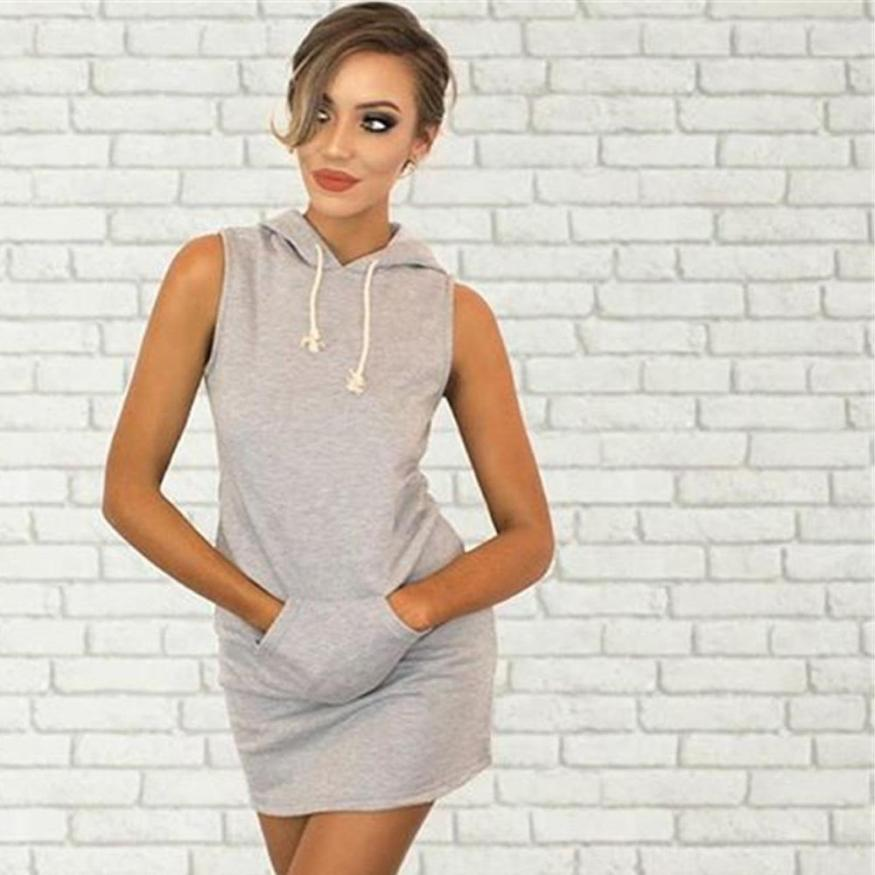 Online Get Cheap Women Summer Hoodies Dress -Aliexpress.com ...