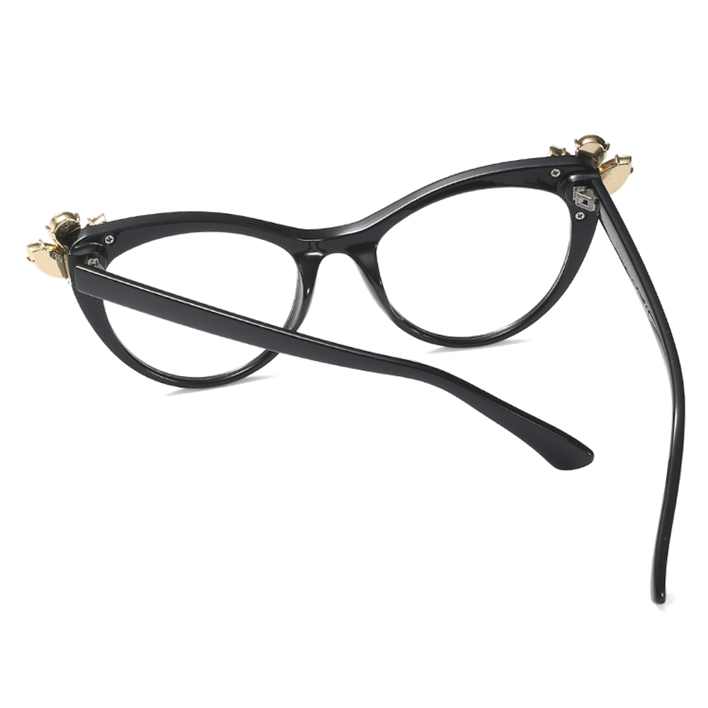 48703acdb6a Kachawoo luxury rhinestone cat eye glasses women 2019 decoration sexy  beautiful eyeglasses frame women gift items for ladies-in Eyewear Frames  from Apparel ...