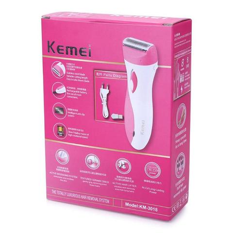Rechargeable Epilator Skin-Friendly Electric Women Shaver Hair Remover Depilation Machine Female Shaving Lady Epilator Islamabad