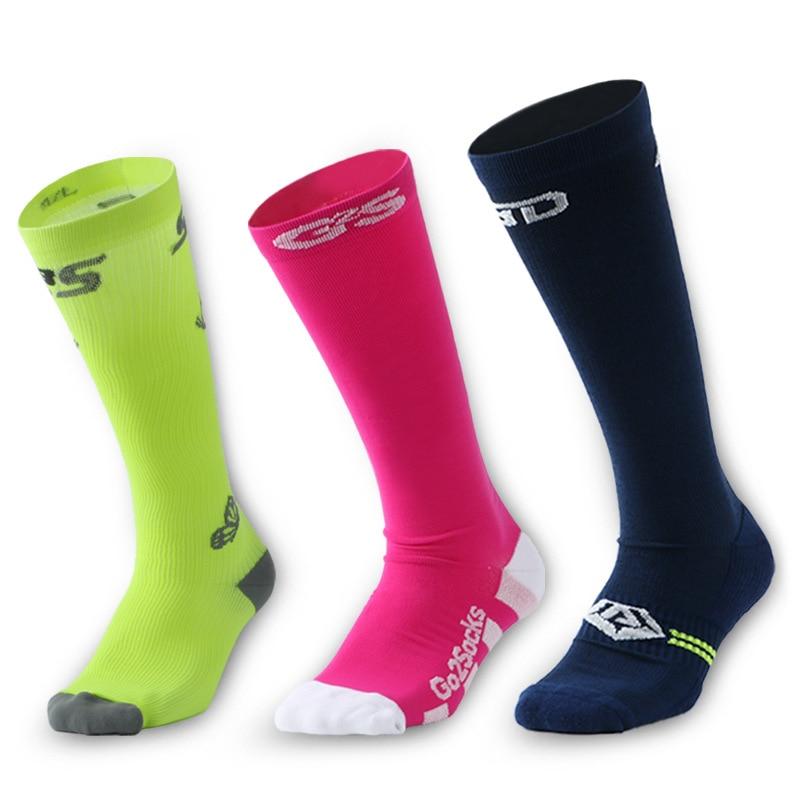 Adult Winter Ski Socks Women Cotton Snowboard Cycling Socks Super Warm Thicken Knee High Socks Leg Warmers Outdoor Sportwear