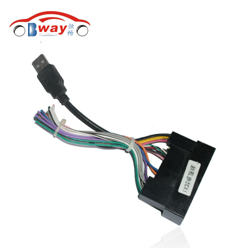 Generous Car Stereo Iso Connector Pictures Inspiration - Simple ...