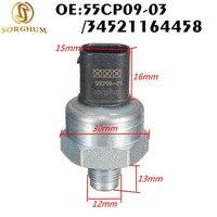 Novo 55cp09-03 34521164458 para bmw 1.8 2.0 2.3 2.5 2.8 3.0 i abs sensor de pressão de controle de estabilidade dinâmica dsc 55cp0903