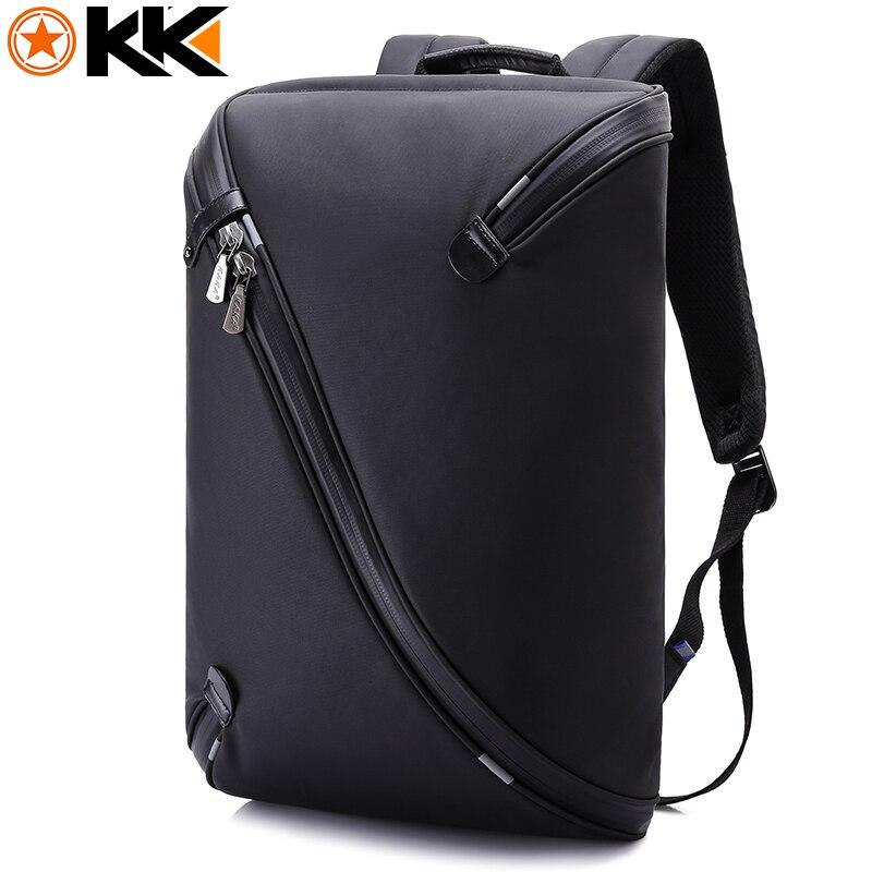KAKA Design Multifunction 15 6 Laptop Backpack Men Anti theft Mochila Travel Bag Notebook Backpacks Schoolbags