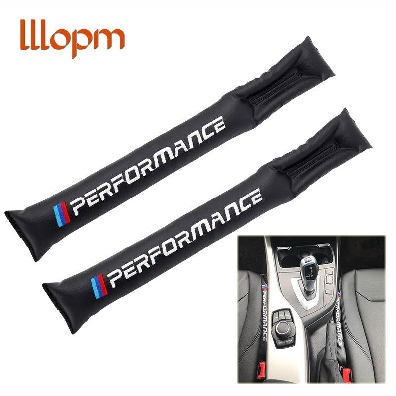 2PCS New Seat Gap Filler Soft Pad Padding Spacer For BMW E46 E53 E60 E90 E91 E92 E93 F30 F20 F10 F15 F13 M3 M5 M6 X1 X3 X5 X6