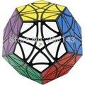 MF8 Helicóptero Dodecaedro Magic Cube Twisty Cérebro Teaser de Corpo Preto Venda Quente Puzlze Brinquedo cubo magico