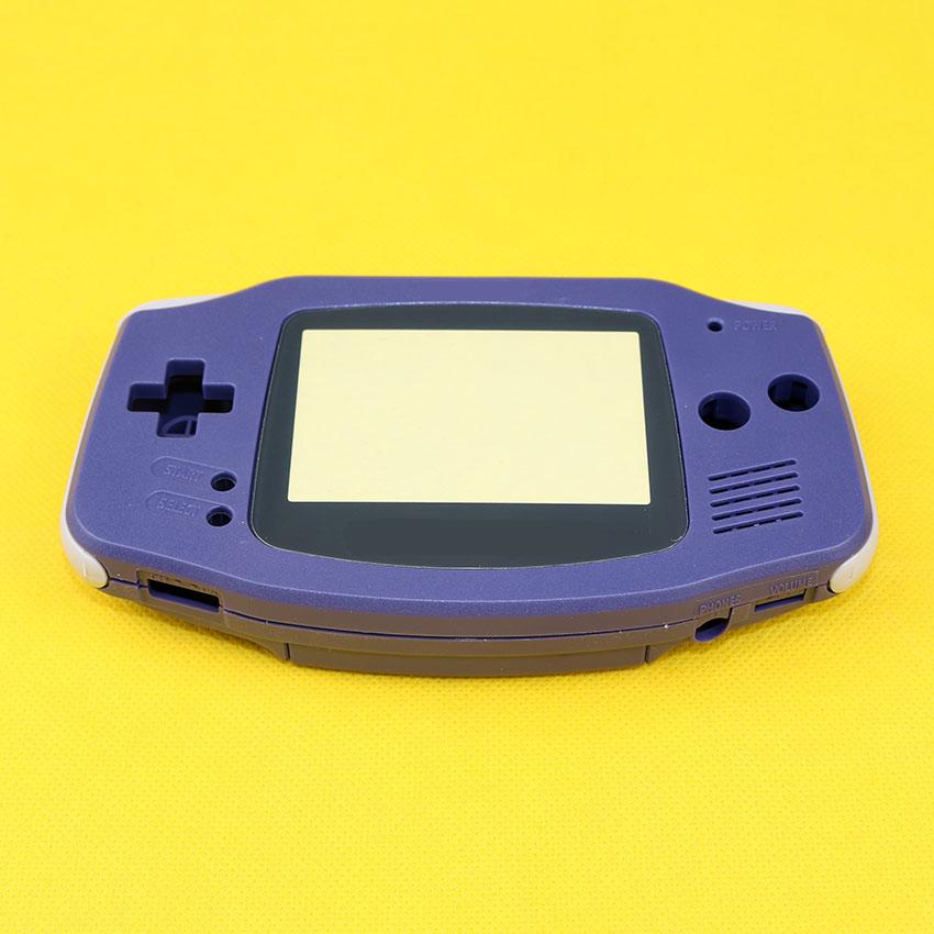 Cltgxdd Housing Shell Pack For Gameboy Advance Case Cover Repair Part For GBA With Button