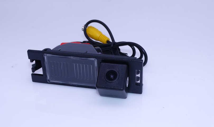 有線車逆カメラ!ナイトビジョンccdバックアップ後姿駐車場システム用ヒュンダイix35 2010から12/用hyundaiツーソン