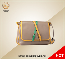 Butterfly Fish Women Handbags Genuine Leather Handbags The Lady Shoulder Bags 2017 New Style Bags