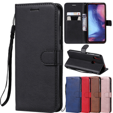 Flip Leather Case on for Fundas Xiaomi Mi Play case sFor Mi