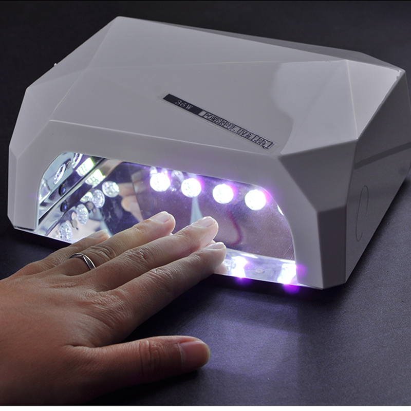 Aliexpress.com : Buy Professional Diamond Shape Nail Dryer