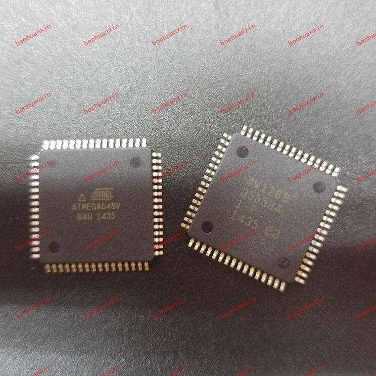 Цена ATmega649V-8AU