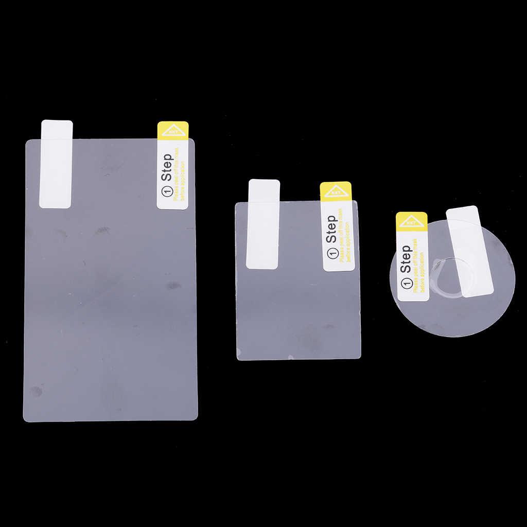 מסך מגן מגן סרט עבור iPod Classic 80GB 120GB 160GB שקוף מסך לשימוש חוזר מגן עם משטח חלק עמיד