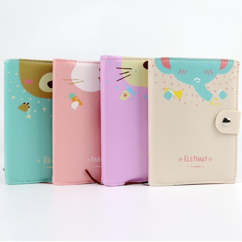 Aliexpress.com : Buy A5 Cute Cartoon Animal Cat Notebook