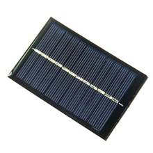 BUHESHUI 30PCS/Lot 0.6W 6V 100mA Mini Solar Cell Solar Panel DIY Small Solar System/Toys 90*60MM Wide Applications Free shipping