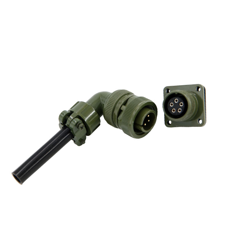 Military standard connector 5pins 5015 connector MS3108 3102 14S-5p Servo motor connector military standard connector 5015 connector 4pins ms3106 3102 32s 17p servo motor connector