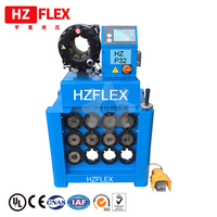 CE high pressure hose pressing machine 2.5 inch hydraulic press tool hydraulic hose crimping machine|Hydraulic Tools|Tools -