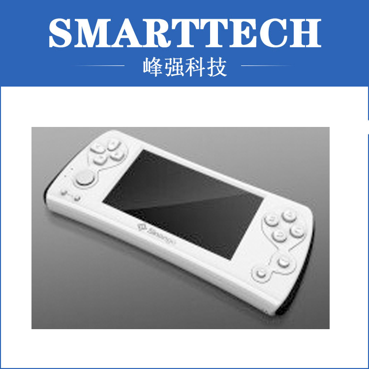 Handheld game console housing mould coolboy x6 handheld game console black
