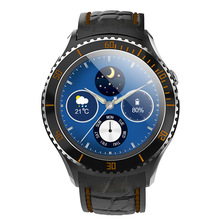 2016 New I2 Bluetooth Smart Watch Android 5 1 MTK6580 Quad Core 1 33 Display Smartwatch