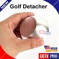 EUA Estoque Para eua Golf Destacador Removedor Tag Duro Tag DOS EAS Desacoplador Magnética Destacador 12000gs