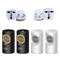 미니 팬 히터 데스크탑 전기 가정용 핸디 스토브 라디에이터 따뜻한 히터|전기 히터 부품|가전 제품 -