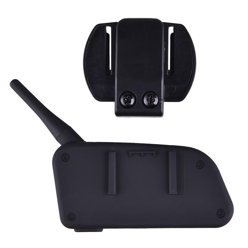 2018 Vnetphone V4 1200M Bluetooth Headset 4 Ryttere Bikers Skiløbere - Motorcykel tilbehør og dele - Foto 3