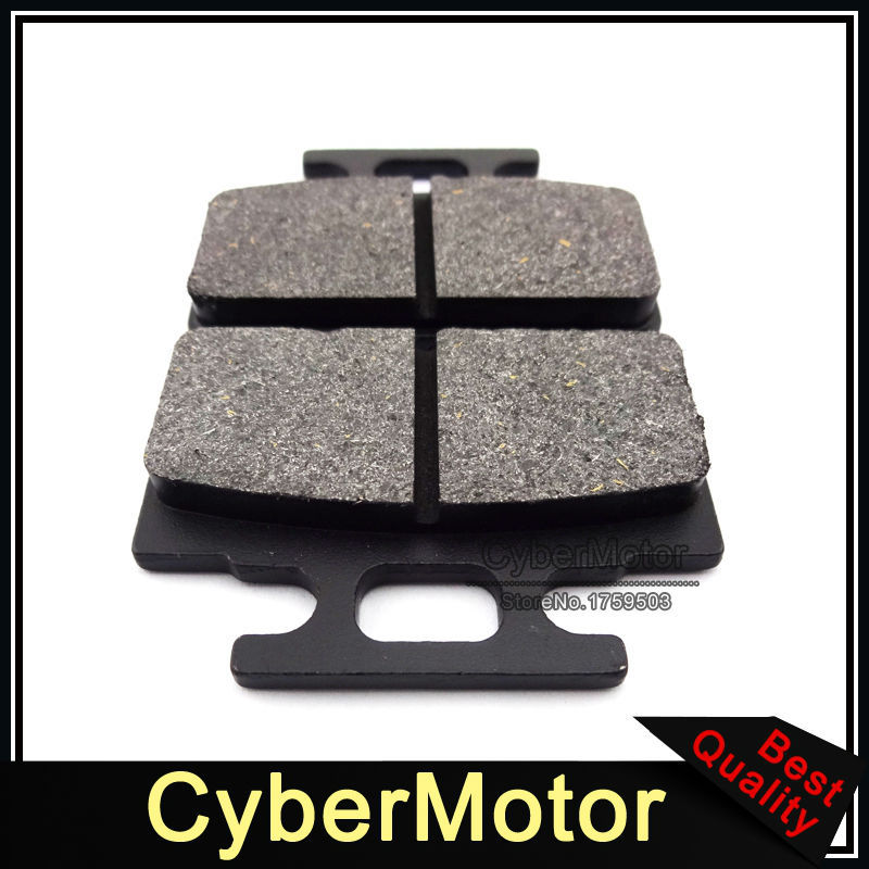 US $5 69 5% OFF|ATV Disc Caliper Brake Pads Shoes For 50cc 70cc 90cc 110cc  125cc Chinese Quad 4 Wheeler Pit Dirt Motor Bike Motorcycle Motard-in Brake