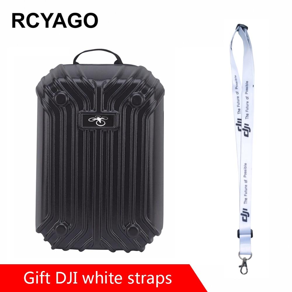 RCYAGO DJI Phantom 3/4 Backpack PC Hard Shell Drone Bag phantom 4/4+Pro Universal Waterproof Hardshell Bag 3 Operation Drone Box baja 5b off road front wheels set only 2pc front