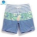 Mens running shorts loose sweat Board shorts men swimwear mesh Liner boardshorts stripe swimwuit bathing suit joggers Elastic B3