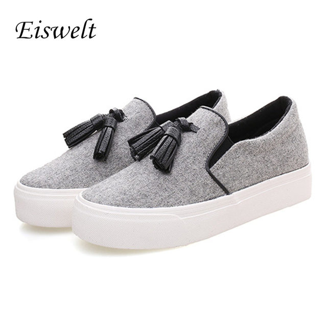 2016 Shallow Mouth of Canvas Loafers Shoes Women Shoes Casual Shoes a Pedal Student Flat Bottom Graffiti Colorful Shoes#SJL310