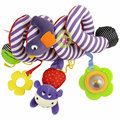 Brand Products, Musial Rattle Bed Around/Cathe Pram Hanging Activity Toy for Children WJ140
