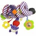 Os Produtos da marca, Chocalho Musial Cama Por Volta/Cathe Carrinho de bebê Pendurado Brinquedo Atividade para As Crianças WJ140
