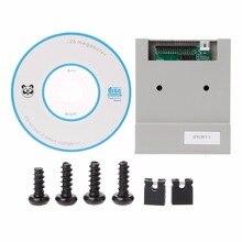 Новый SFR1M44-U 3.5 «серый дисковод гибких дисков 1.44 МБ USB Эмулятор электронный Keyboad с cd драйвера высокое качество C26