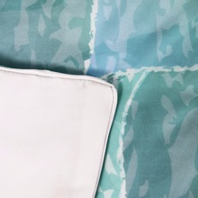 BeddingOutlet Designer Bedding Set Duvet Cover Set Creative Original Floral Lotus Boho Mandala Bed Set Twin Full Queen King