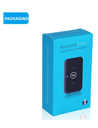 B6 bluetooth wireless audio receiver and transmitter 2in1 adapter  16